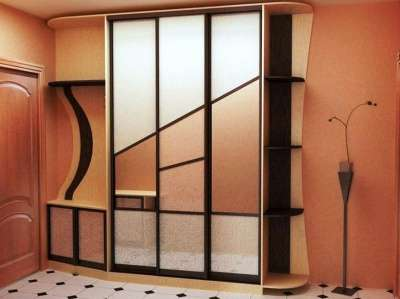 Встроенные шкафы-купе на заказ в Омске Фото 4