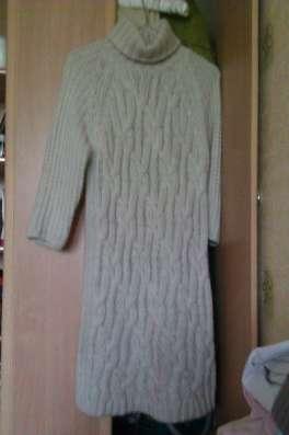 Платье Германия 44 р из ангоры новое