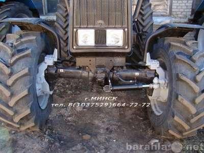 Трактор МТЗ 82.1-23/12 балочный в Москве Фото 2