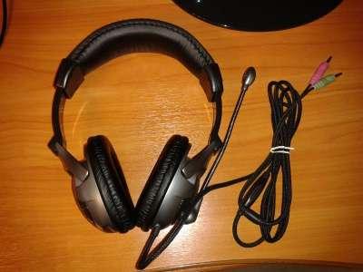 Наушники с микрофоном в Стерлитамаке Фото 1