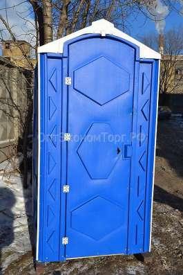 Туалетная кабинка в Москве Фото 1