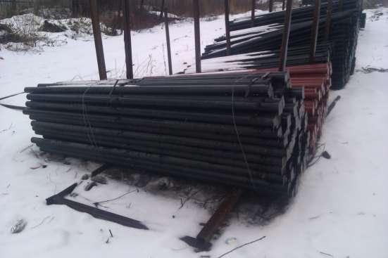 Столбы металлические в Воронеже Фото 1