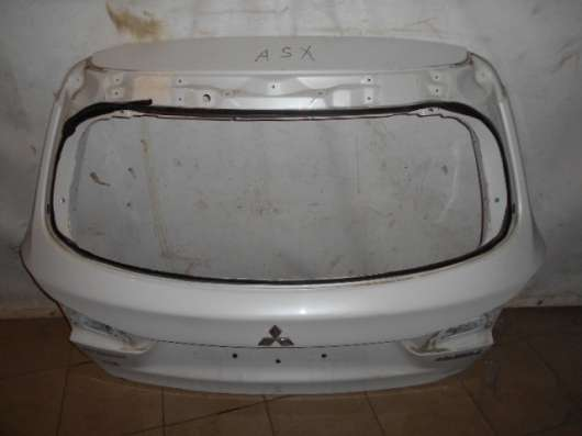 крышка багажника Мицубиси Асх