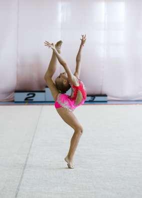 Художественная гимнастика для девочек с 3,5 лет