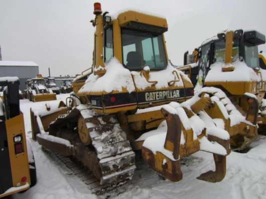 Бульдозер CAT D6N XL, 2006 г., КЛЫКИ
