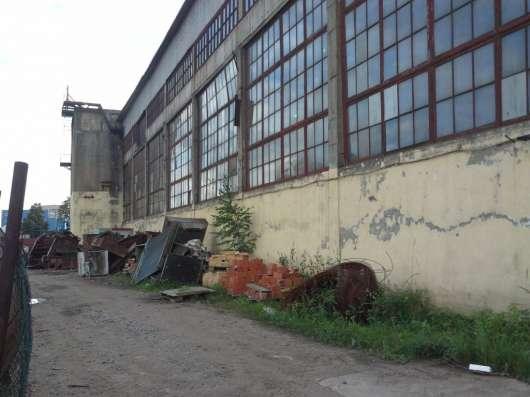 Сдам производство, склад,1200 кв. м, м. Рыбацкое в Санкт-Петербурге Фото 1