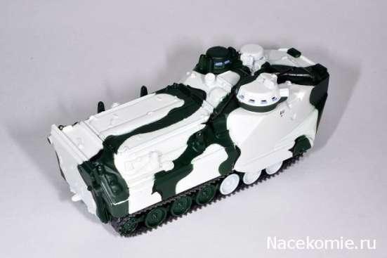 Боевые машины мира №19 AAVP 7A1