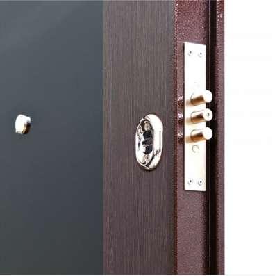 Металлические двери (стандарт и не стандарт) в Саратове Фото 1