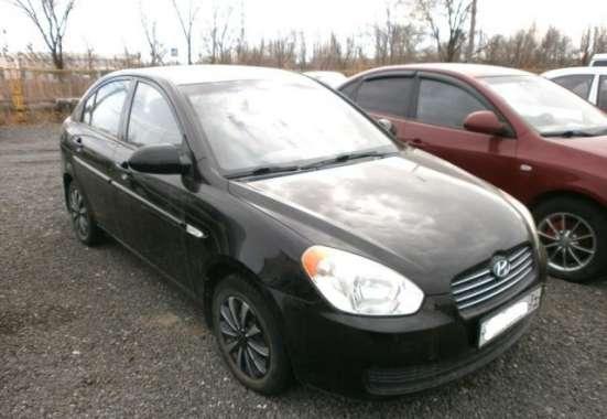Продажа авто, Hyundai, Verna, Механика с пробегом 100000 км, в Волжский Фото 2