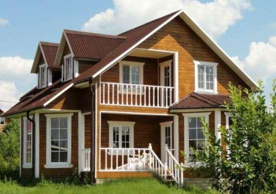 Строительство и отделка домов, коттеджей, бань и т. д