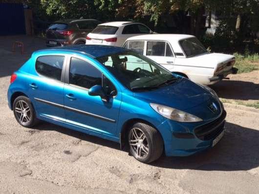 Продажа авто, Peugeot, 207, Автомат с пробегом 119000 км, в Ростове-на-Дону Фото 2