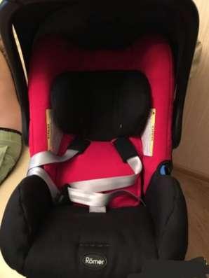 Детское автокресло romer baby-safe ece r44/04 в Москве Фото 1