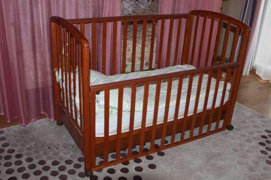 Детская кроватка Baby Italia в Ярославле Фото 2