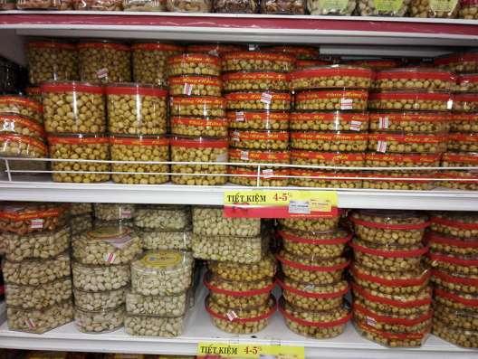 Орехи и семена из Вьетнама (кешью, арахис, кунжут, и др) в Москве Фото 2