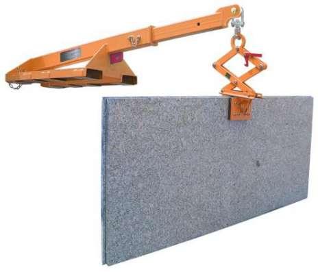 SCISSOR СL Р Устройство для захвата и перемещения каменных плит