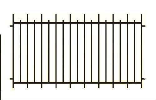 Металлические элементы оград 1ПМ30.20 в г. Новый Уренгой Фото 3