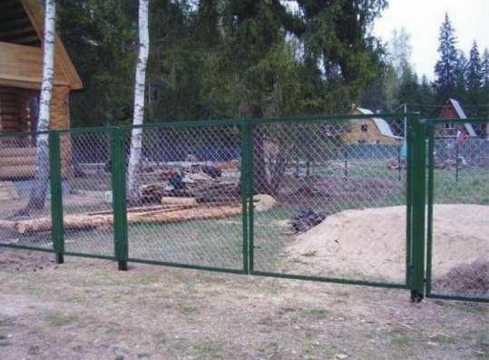 Ворота и калитки в Ряжске Фото 1