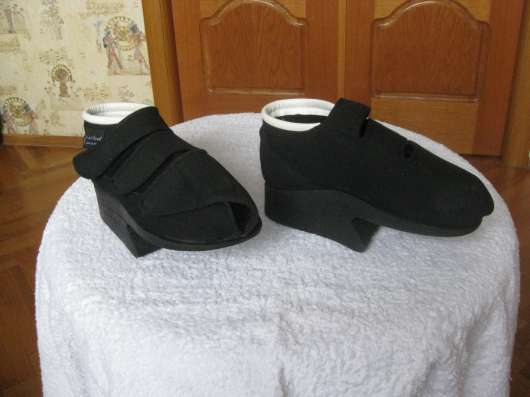 Послеоперационные ботинки (барукки)