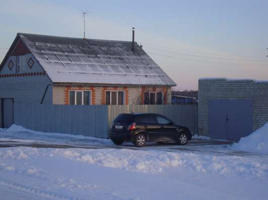 Продается дом в Тюменской области п. Новокировский