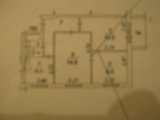 3-х квартира Совхозная 6