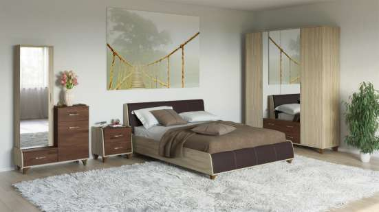 Спальный гарнитур Келли