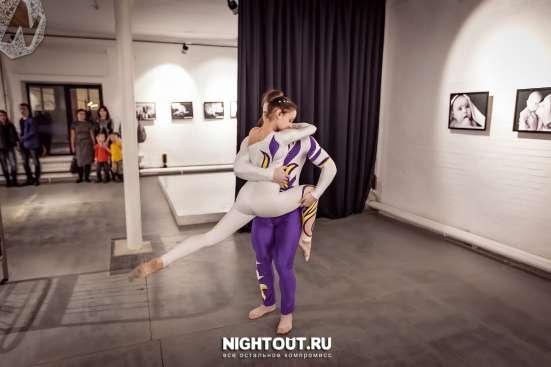 Акробатическое шоу в Барнауле