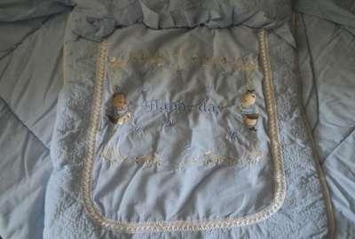 Конверт-одеяло для новорожденного мальчи