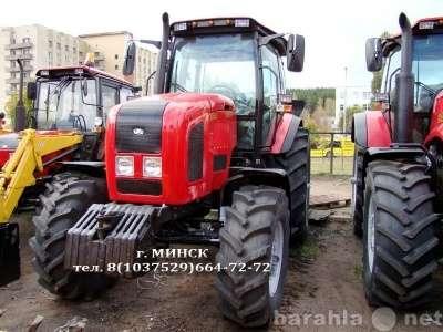 Трактор МТЗ 2022/3 энергонасыщен