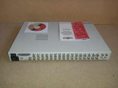 Видеорегистратор 16 канальный TELEXPER TX 168