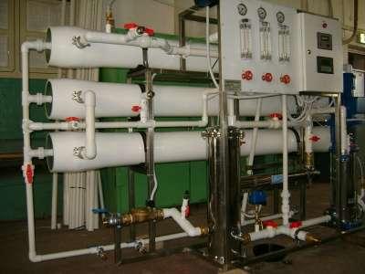 Cистемы водоподготовки и водоочистки  Сокол