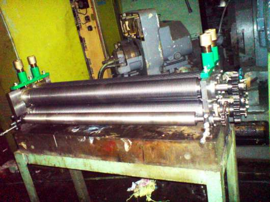 Термопечь продам, машина для разволокнения отходов, узлы в Иванове Фото 5
