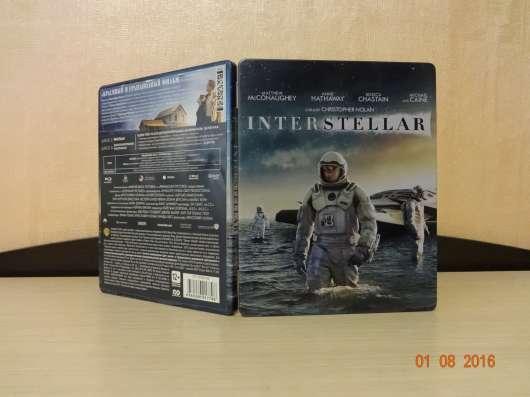 Подарочное издание Интерстеллар на BLU-RAY (CP Дистрибуция)