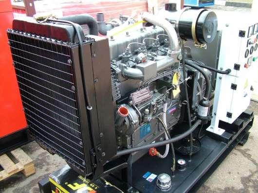 Дизельный генератор 30 кВт Ricardo