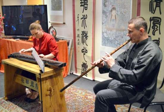 Уроки игры на бамбуковой флейте Сяо и глиняной окарине Сюнь в Лыткарино Фото 1