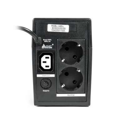 Линейно-Интерактивный ИБП SVC V-600-L