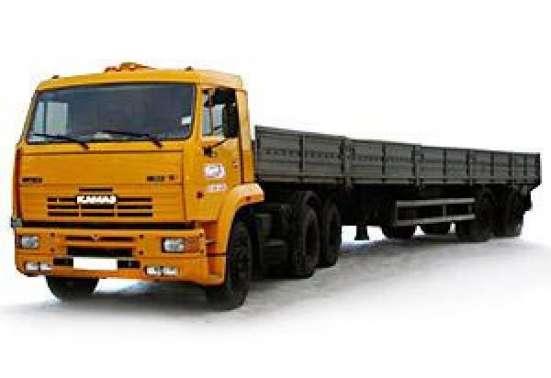Грузоперевозки по РФ от 100 кг. до 20 тон в Казани Фото 1