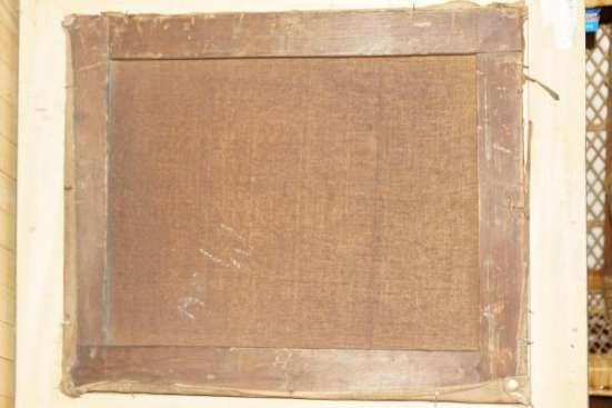 Икона «Преломление хлебов». Х.м. Россия, конец XVIII века в Санкт-Петербурге Фото 3