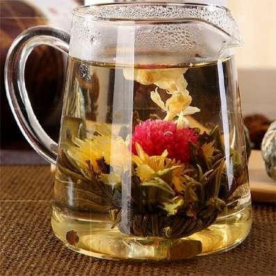 Подарочный чай ручной работы в фабричной упаковке