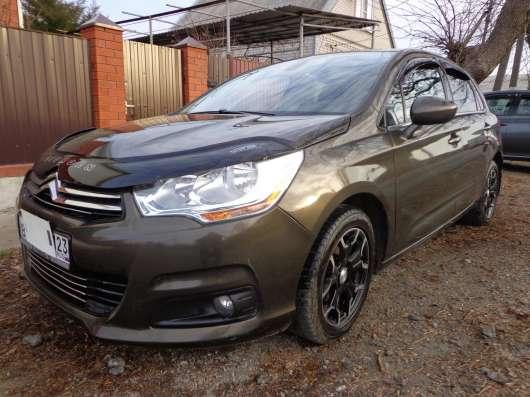 Продажа авто, Citroen, C4, Механика с пробегом 87000 км, в Краснодаре Фото 2