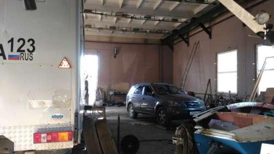 Сдам производство (возможно СТО), 300 кв. м, м. Купчино