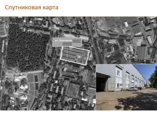 Предлагаю складской комплекс площадью, 23129.4 м²