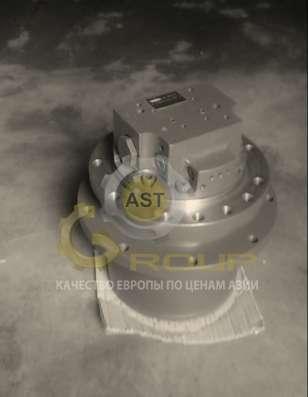 Редуктор хода на мини-экскаватор Komatsu pc45, pc50, pc55