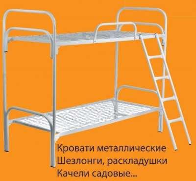 Кровати двухярусные кровать железная в К К7пс