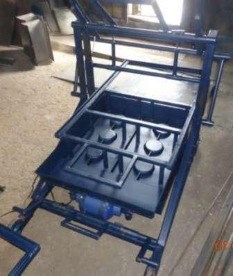 производство керамзитобетонных блоков ВСШ в Оренбурге Фото 5