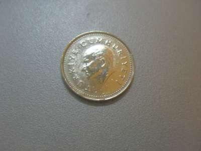 Монета 1000 Лир 1990 год Турция в Москве Фото 1