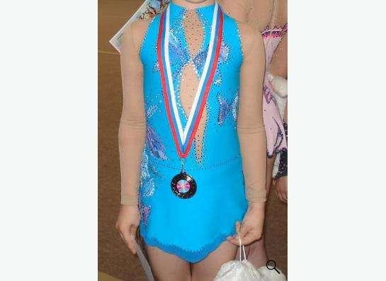 Купальник для художественной гимнастики        116-124