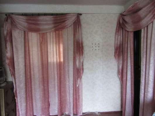 Продам шторы-жатка комплект