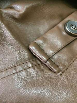 Куртка мужская новая коричневая 52-54 размер в Комсомольске-на-Амуре Фото 3