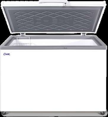 Морозильный ларь СНЕЖ МЛК-400 V -393 литра