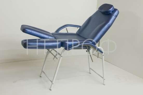 Кресла педикюрно-косметологические механика